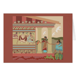 Etruscan Italy Card