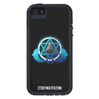 ETSkywatch Logo Mate Tough Xtreme iPhone 5 Case