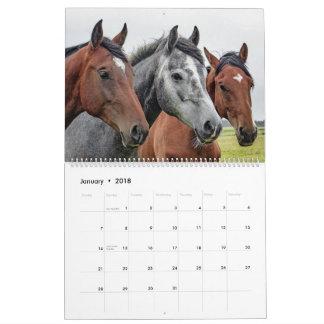 Etsy_Calender (Horse) Calendar