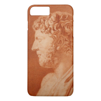 Etude d'apres un Buste Romain by de Mondran iPhone 7 Plus Case