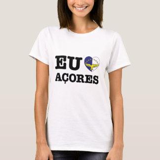Eu Amo Açores T-Shirt