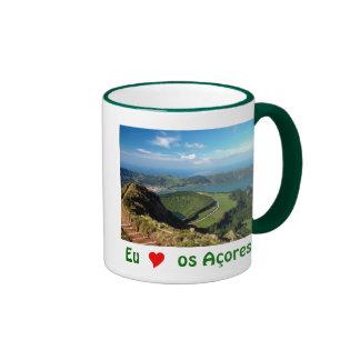 Eu Amo os Açores Mug