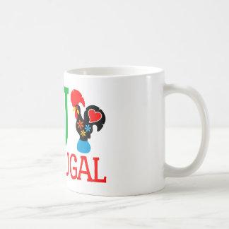 Eu amo Portugal Coffee Mug
