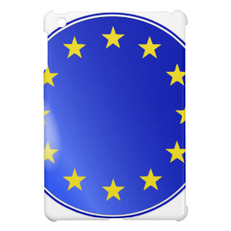 EU Button iPad Mini Cover