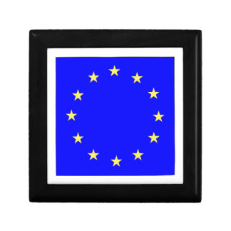 EU European flag Gift Box