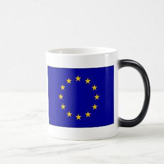 EU European Union flag Magic Mug