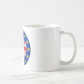 EU - European Union Flag - Union Jack Coffee Mug