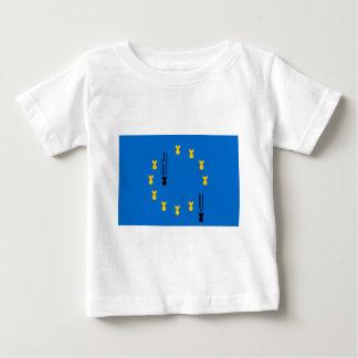 eu_flag_bombs baby T-Shirt
