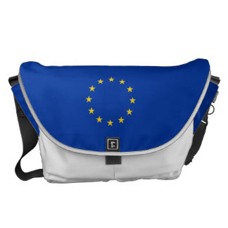 EU Flag Courier Bags