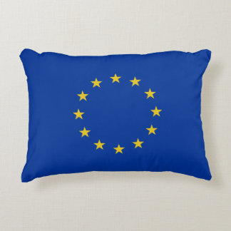 EU Flag Decorative Cushion