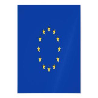 EU Flag Magnetic Card