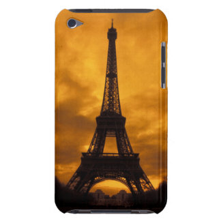 EU, France, Paris.  Eiffel Tower. Barely There iPod Cover