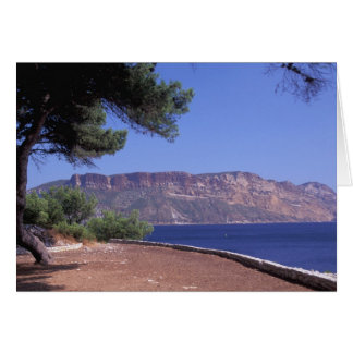 EU, France, Provence, Cassis Card