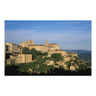EU, France, Provence, Vaucluse, Gordes, Photograph