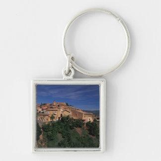 EU, France, Provence, Vaucluse, Roussillon. 4 Key Ring