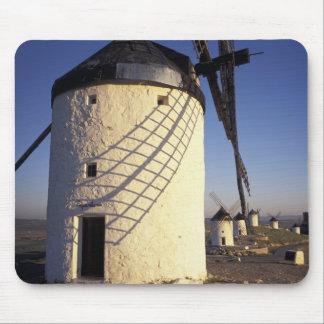 EU, Spain, Consuegro, La Mancha. Windmills and Mouse Pad