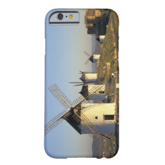 EU, Spain, La Mancha, Consuegra. Windmills and Barely There iPhone 6 Case