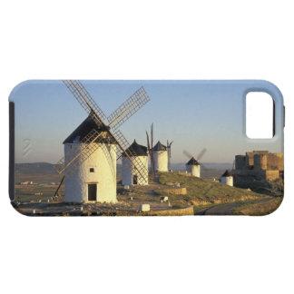 EU, Spain, La Mancha, Consuegra. Windmills and iPhone 5 Cover