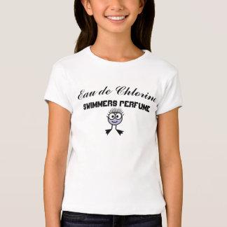 Eua de Chlorine   -Lilac Swim Character Shirts