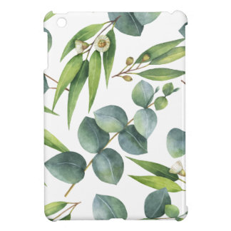 Eucalyptus Foliage Pattern Cover For The iPad Mini