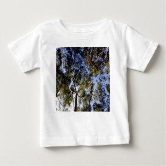 Eucalyptus Tree Canopy Baby T-Shirt