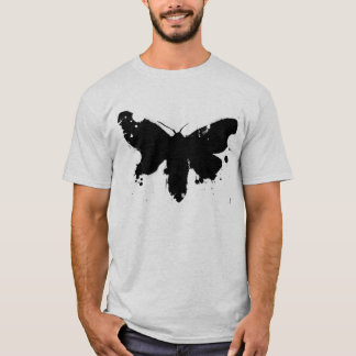 Eudea Moth Paint T-Shirt