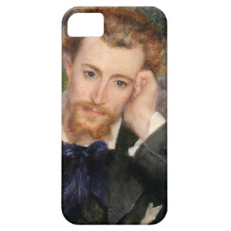 Eugène Murer - Oil on Canvas iPhone 5 Cover