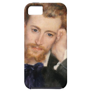Eugène Murer - Oil on Canvas Tough iPhone 5 Case