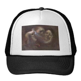 Eugene Carriere - Maternity Mesh Hat