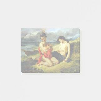 Eugène Delacroix The Natchez Post-it Notes