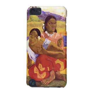 Eugène Henri Paul Gauguin - When are you Getting M iPod Touch 5G Cover