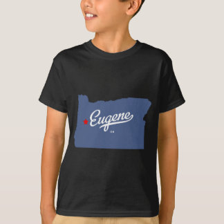 Eugene Oregon OR Shirt