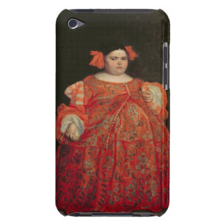 Eugenia Martinez Vallejo, called La Monstrua (oil Barely There iPod Case