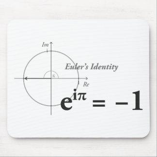 Euler's Identity Math Formula Mouse Pad