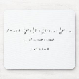 Euler's mousepad