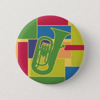 Euphonium Colorblocks Button