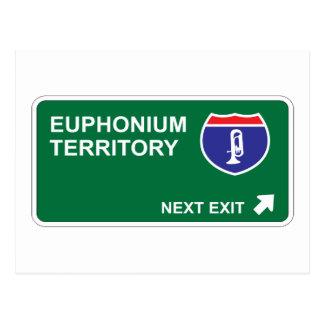 Euphonium Next Exit Postcard