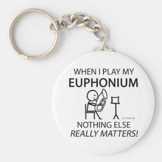 Euphonium Nothing Else Matters Keychains