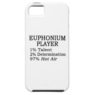 Euphonium Player Hot Air Case For The iPhone 5
