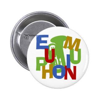 EUPHONIUM Scramble Pinback Buttons