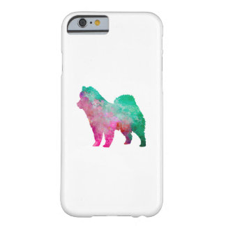 Eurasian in watercolor barely there iPhone 6 case