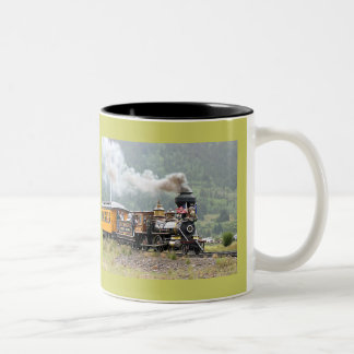 Eureka and Palisade Mug