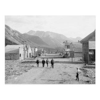 Eureka Colorado, 1900 Postcard