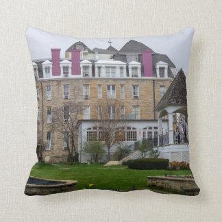 Eureka Crescent Cushion