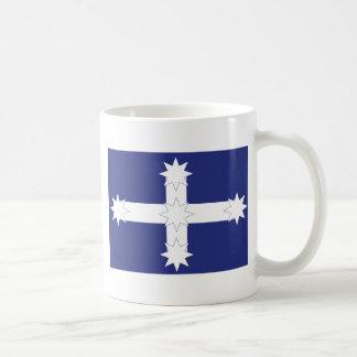 Eureka Flag Basic White Mug