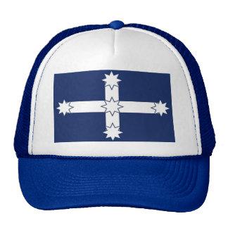 Eureka Flag blue/white truckers cap Trucker Hat