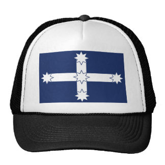 eureka flag cap