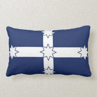 Eureka Flag Lumbar Cushion Throw Pillow