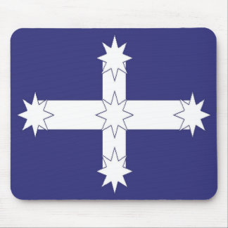 Eureka Flag Mouse Pad