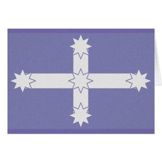 Eureka Flag Note Card